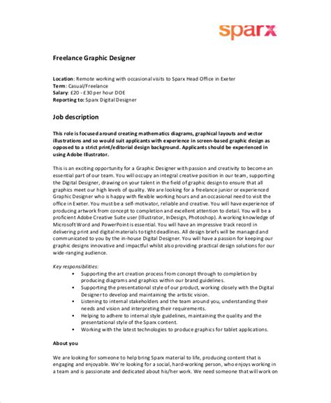 graphics design responsibilities 9 sle graphic designer job descriptions pdf doc