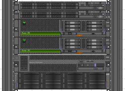 lenovo visio stencils ibm server clipart 51