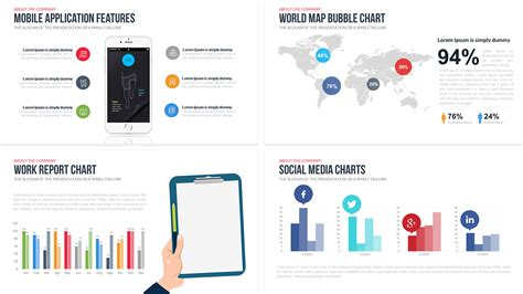 Free Powerpoint Templates by Company Profile Free Powerpoint Template Slidebazaar