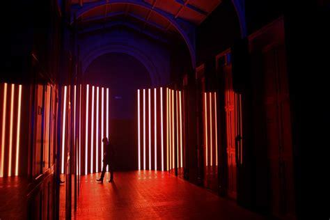 design museum london design festival designboom flynn talbot illuminates v a museum gallery as