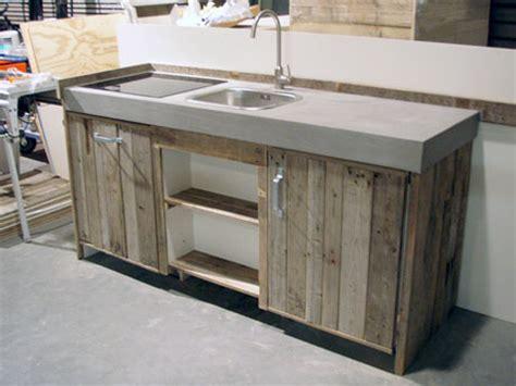 goedkope pantry keukens keuken van sloophout strandmeubel nl