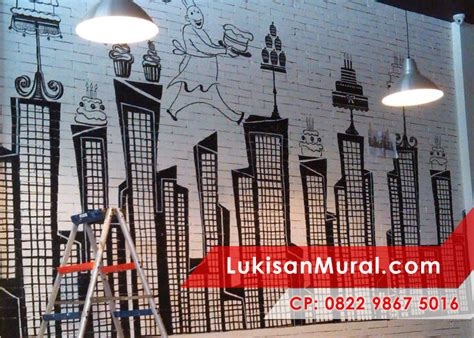 lukisan dinding kamar keren    lukisan mural