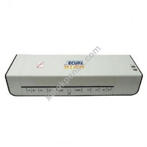 Mesin Laminating Portable jual mesin laminating secure compact a4 murah kotakpensil