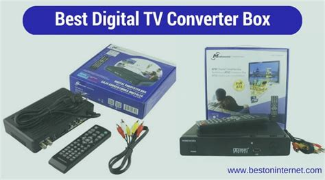 best digital best digital tv converter box