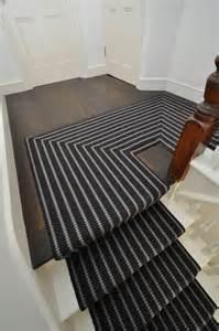 Striped Runner Rug Hartley Amp Tissier Stripes Flatweave Zip07 Stair Runner