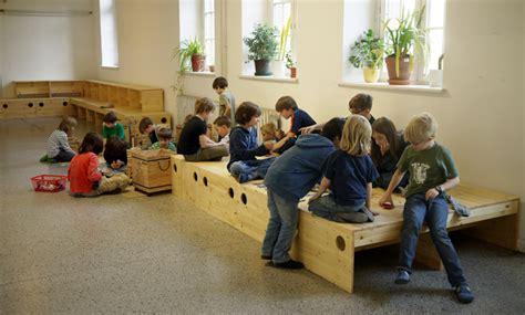 foyer schule schindler friede architekten innenausbau grundschule