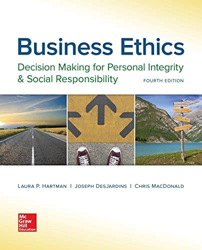 Business And Ethics Mba Book 2017 by Business Ethics Decision For Personal