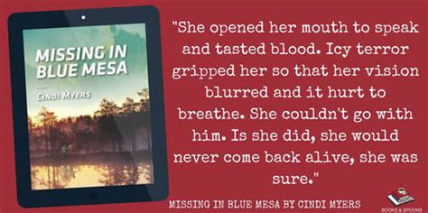 missing in blue mesa the ranger brigade family secrets books posts