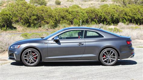 Audi S5 Coupe Review by 2018 Audi S5 Coupe Review Photo