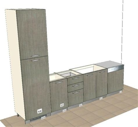 mobili da cucina profondita 45 cm mobilia la tua casa