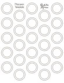 Macaron Paper Template by 17 Best Images About Macaron Templates On