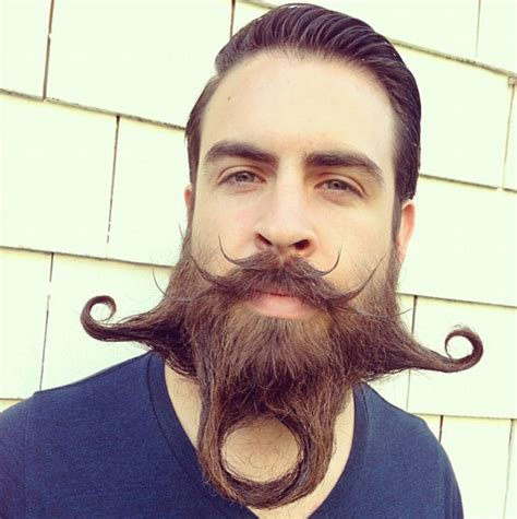 beard styles pictures 25 crazy and bizarre beard and moustache styles pouted