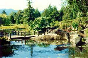 dusen botanical garden photos in vancouver canada