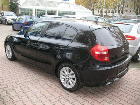 Bmw 1 Series Dpf Price by Bmw 1 Series 04 2009 Metallic Black Lieu
