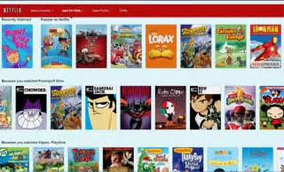 We follow the popcorn trail to find the best kids shows on netflix