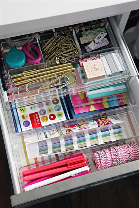 Organizing Drawers by Iheart Organizing Four Days Four Drawers Mini
