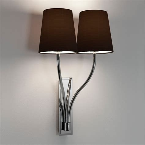 beleuchtung hauswand astro 7148 limoges wall light in polished chrome