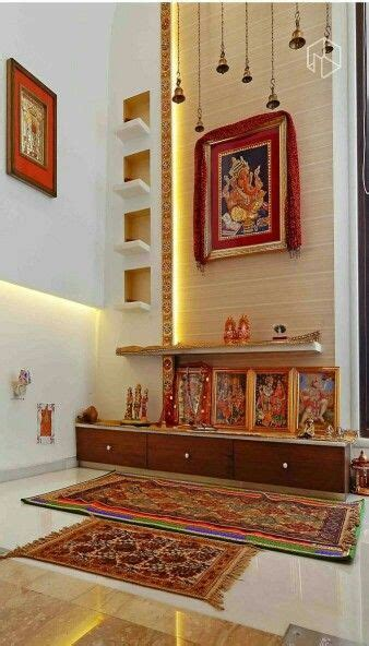 home temple interior design 66 best images about pooja on