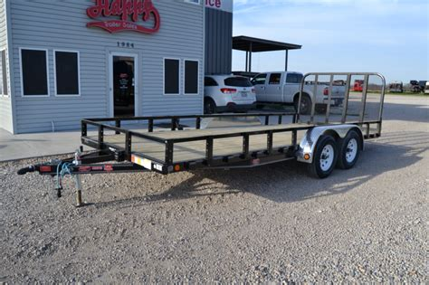pj  utility trailer happy trailer sales pj trailers  texas