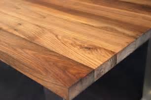 tisch platte tischplatte massivholz kaukasischer nussbaum a b mit