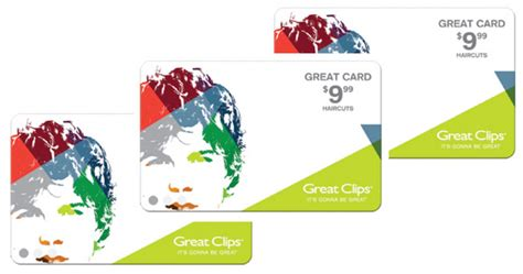Great Clips Gift Card - great clips haircut card 2018 haircuts models ideas