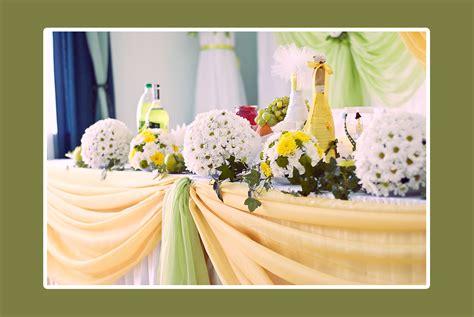 Hochzeit Blumendeko Tisch by Tischdeko Hochzeit