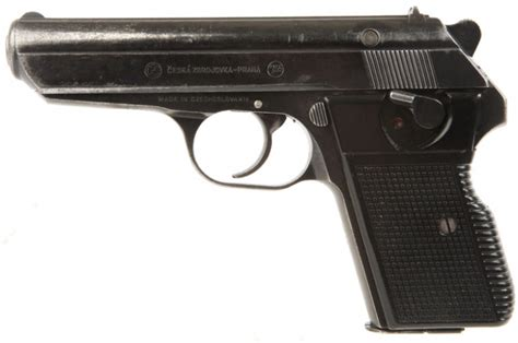 Or Cz Deactivated Cz Semi Auto Pistol Modern Deactivated Guns Deactivated Guns
