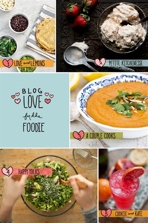 cooking blogs blog love for the foodie fresh exchange
