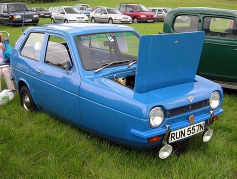 reliant robin reliant