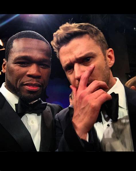 50 Photos Justin Timberlake by 50 Cent Selfie Spree Ok Magazine