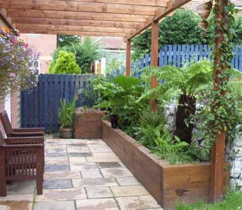 Sleeper Raised Garden Bed garden beds on raised garden beds raised beds and railway sleepers