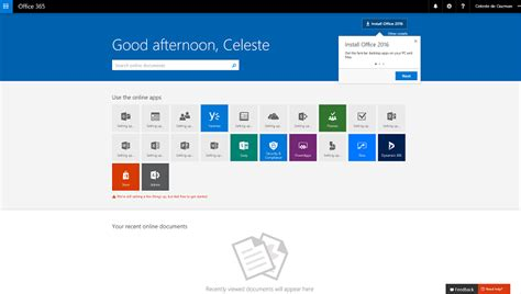 Office 365 Portal Deploy And Manage A Cloud It Solution For Your