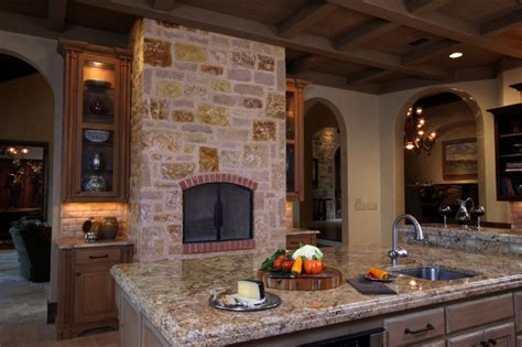 Ordinary Tuscan Inspired Home Decor #3: Mediterranean-kitchen.jpg
