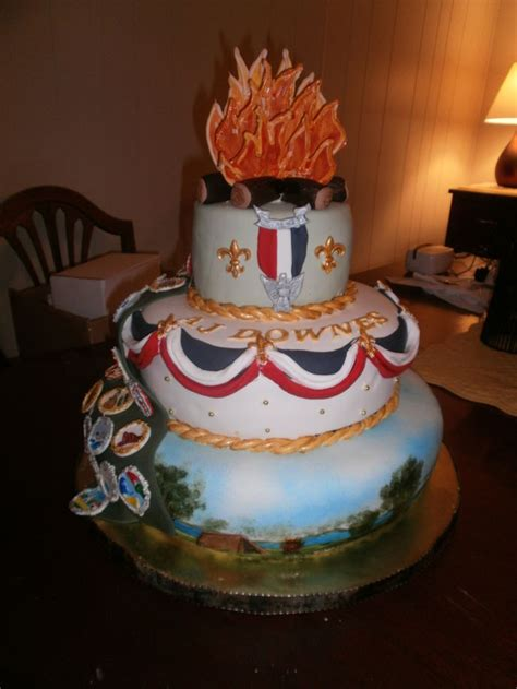 Eagle Scout Cake Decorations by 63 Best Images About Eagle Scout Cakes On Cake
