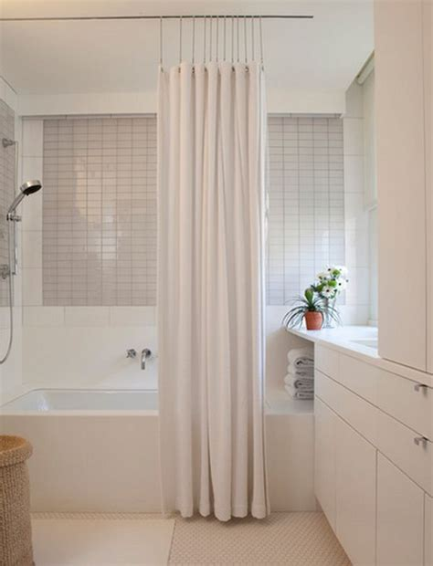 bathroom with shower curtains ideas how to choose shower curtains for your bathroom