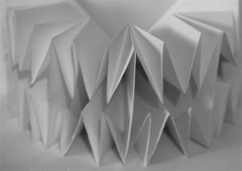 Folding Of Paper - paper folds susanmortimer