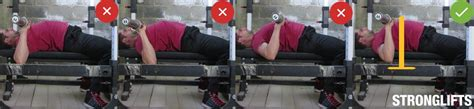 bench press touch chest how to bench press with proper form the definitive guide