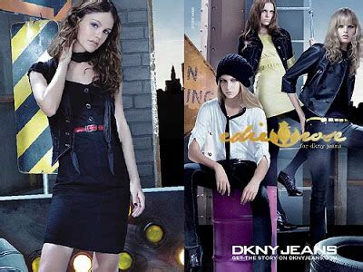 Dkny Taps Bilson To Launch Clothing Line by Smile Bilson Headlines Edie For Dkny Ad