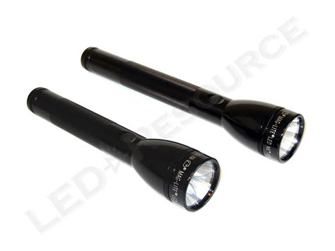 le maglight maglite ml100 led flashlight review led resource