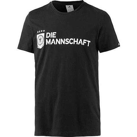 T Shirt Deutschland A adidas dfb deutschland t shirt die mannschaft schwarz