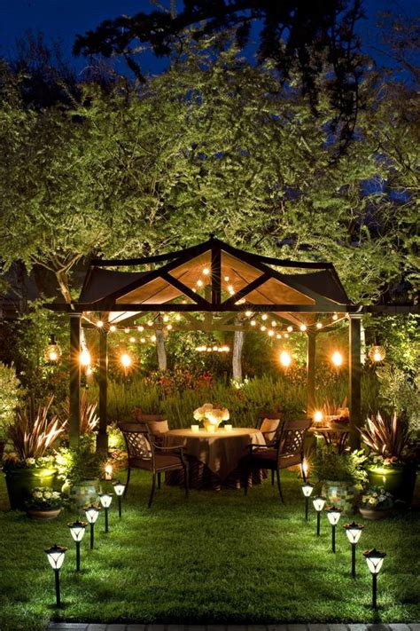 ideas for garden lighting 20 dreamy garden lighting ideas best of diy ideas