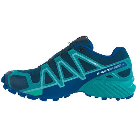 Salomon Speedcross Trail Run Outdoor Gear 43 salomon speedcross 4 tex 174 trail running shoes for save 43
