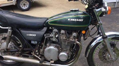 Kawasaki 900 For Sale by 1976 Kawasaki Kz900 For Sale Motorcycle Image Idea