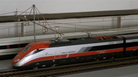 carrozze frecciarossa modellismo ferroviario frecciarossa acme