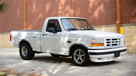 94 ford f150 for sale 1994 ford f150 lightning lsx swapped for sale