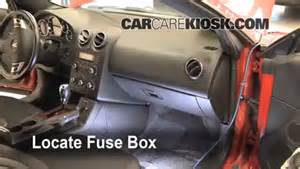 interior fuse box location 2005 2010 pontiac g6 2007 pontiac g6 3 5l v6