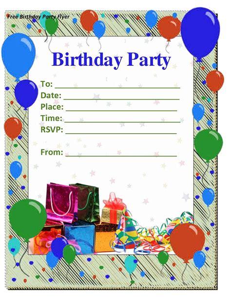 party and birthday invitation boy invitation templates invitation