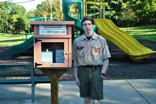 library build case study eagle scout project little