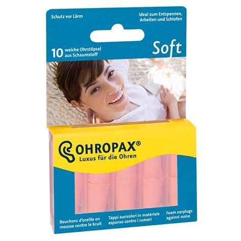 ohropax schlafen ohropax produkte g 252 nstig kaufen shop apotheke