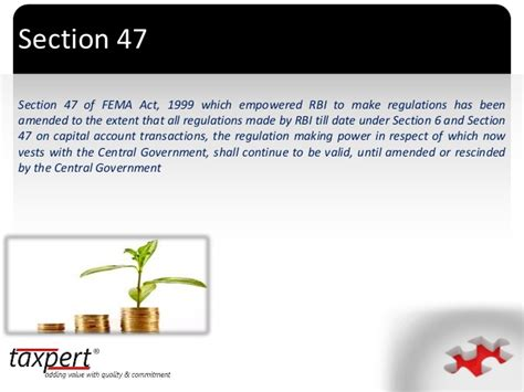 section 47 banking act amendments in foreign exchange laws in budget 2015